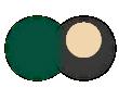 Green | Beige