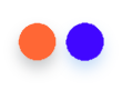 Orange | Blue