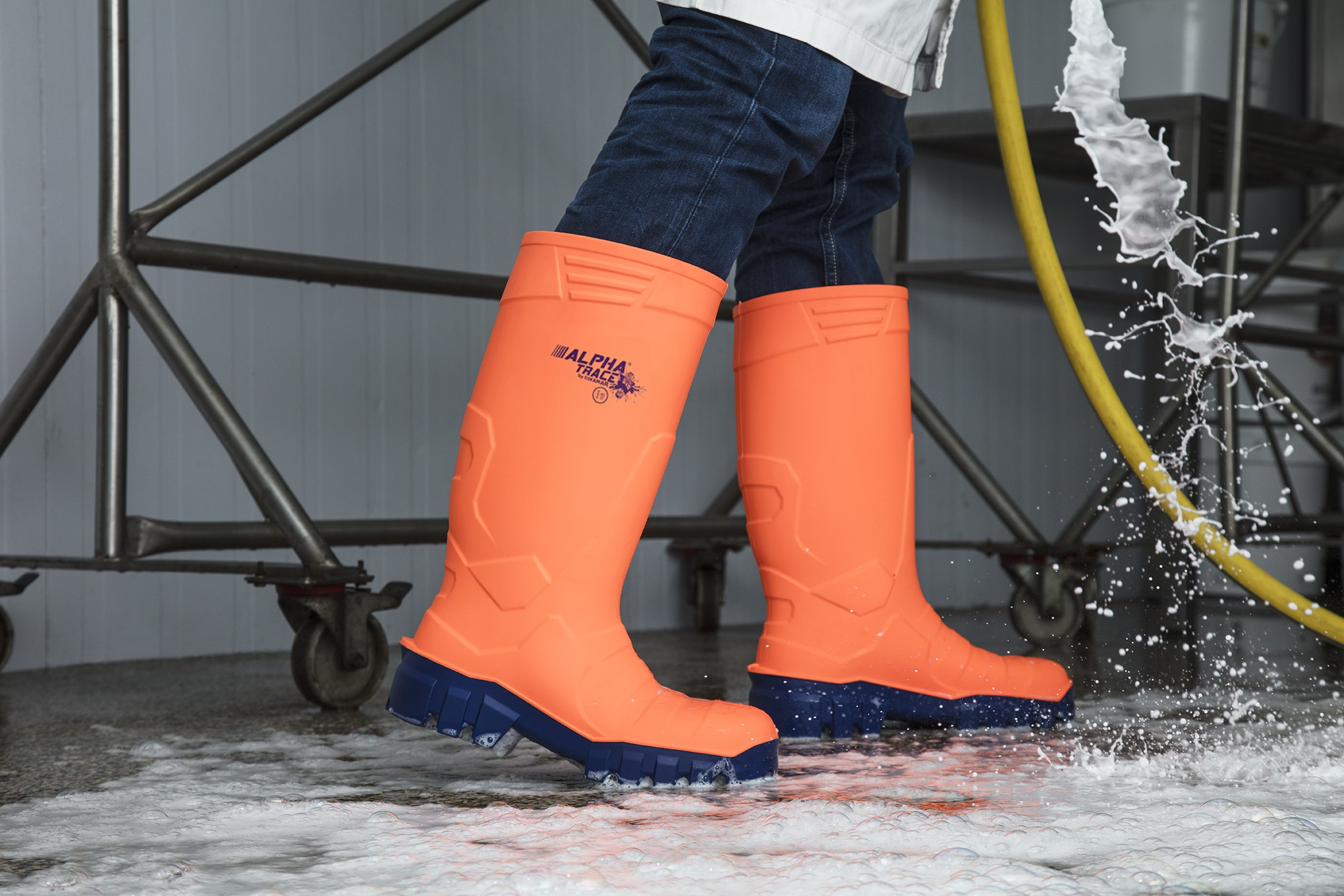 How to choose your winter safety boots: be warm at any temperature!