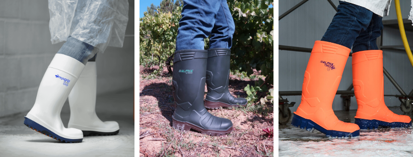 A Safety Boots for each working conditions